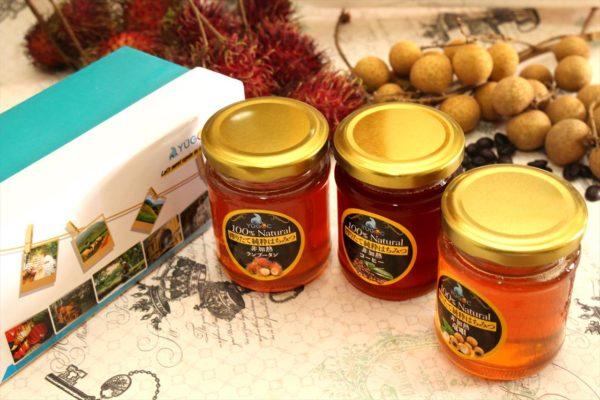 蜂蜜165g3種類セット