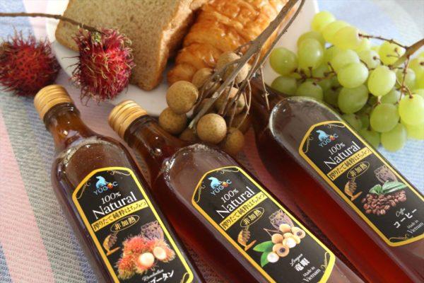 蜂蜜3種類700g