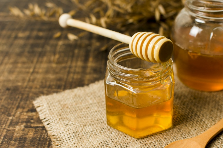 蜂蜜の写真