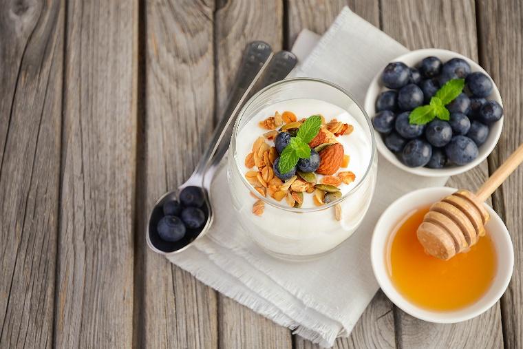 蜂蜜とヨーグルトでダイエット
