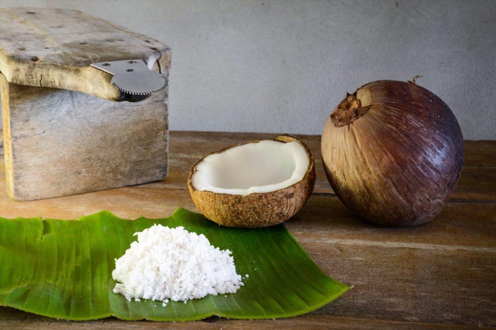 ココナッツのイメージ写真