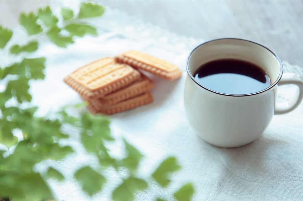 コーヒーのイメージ写真