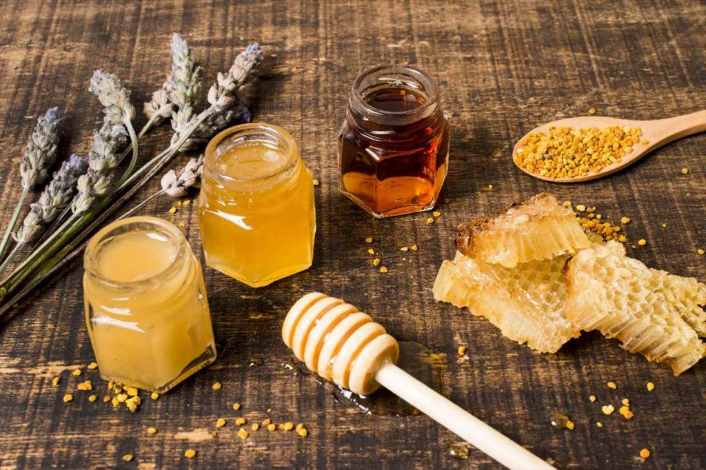 百花蜂蜜と単花蜂蜜とは