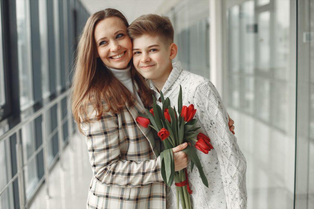 2020年母の日は、ありきたりな花以外のものを贈ってみませんか?