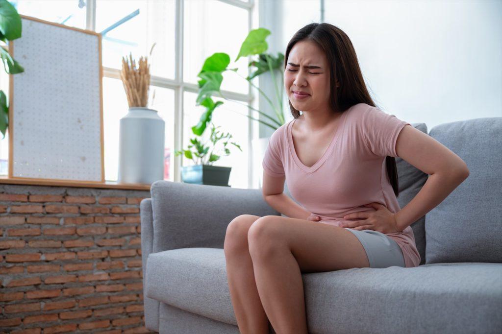 生理痛の頭痛も女性にとっては我慢できない!